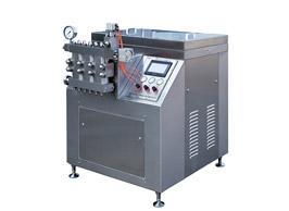 How Does the High Pressure Homogenizer Work?